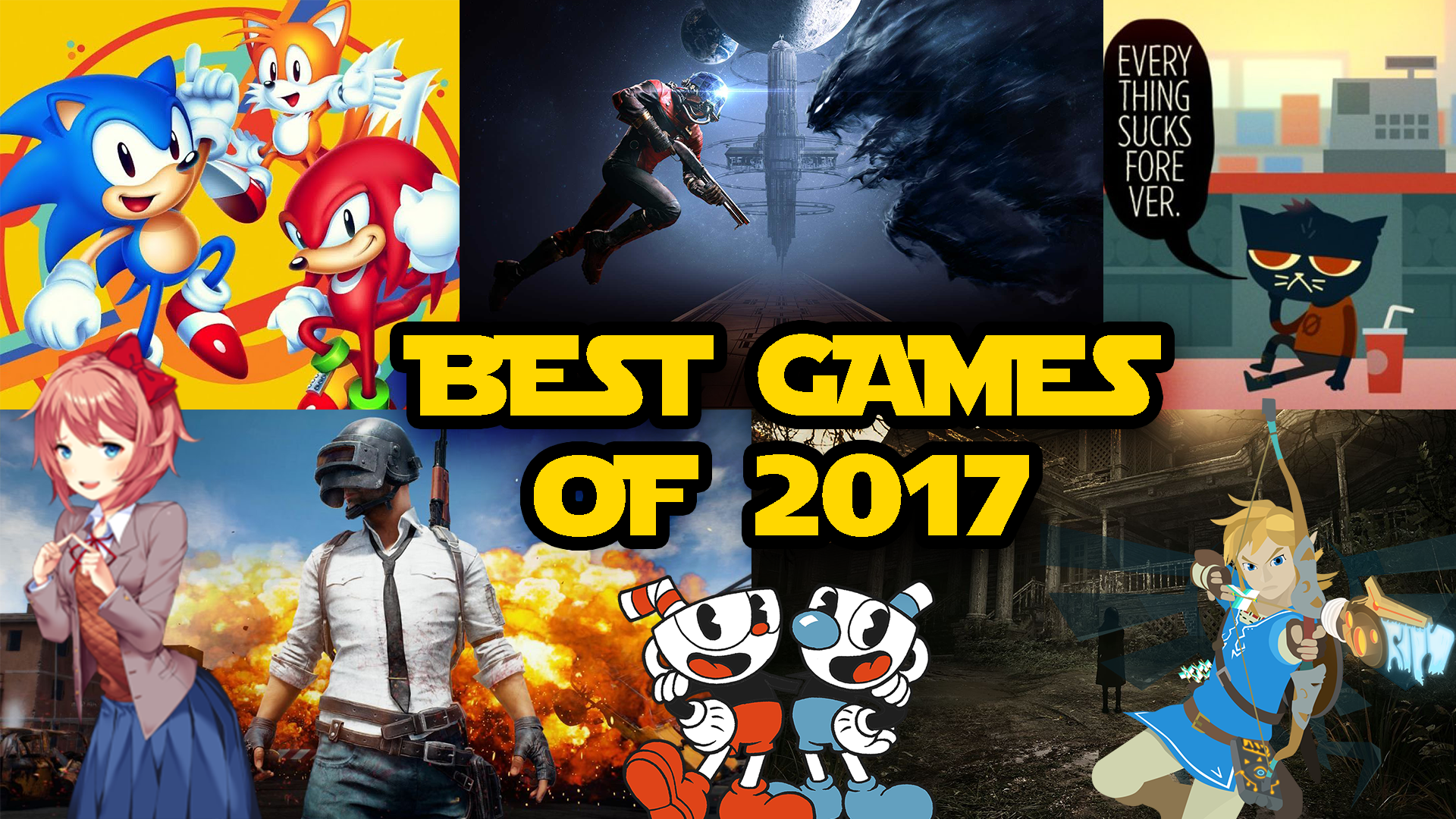 Best Video Games 2017